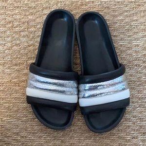 Isabel Marant Tri Color Slides Size40